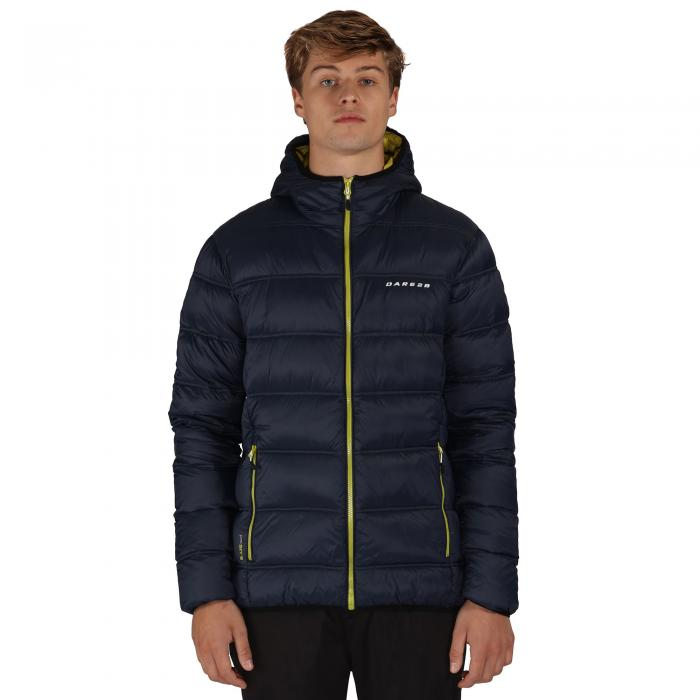 Downtime Down Jacket Air Force Blue