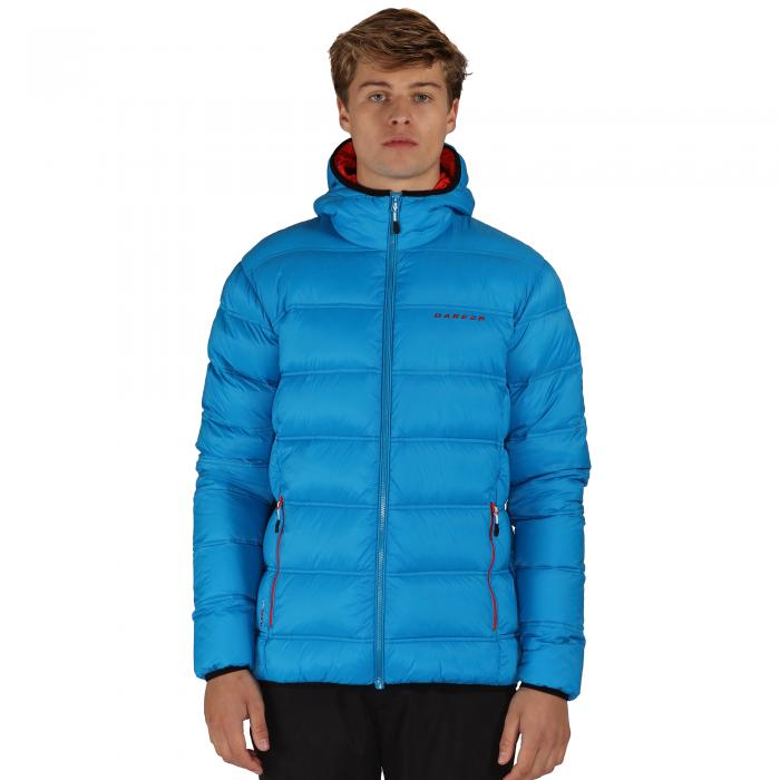 Downtime Down Jacket Methyl Blue