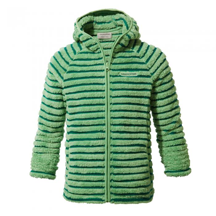 Farley Hooded Jacket Apple Tang Combo