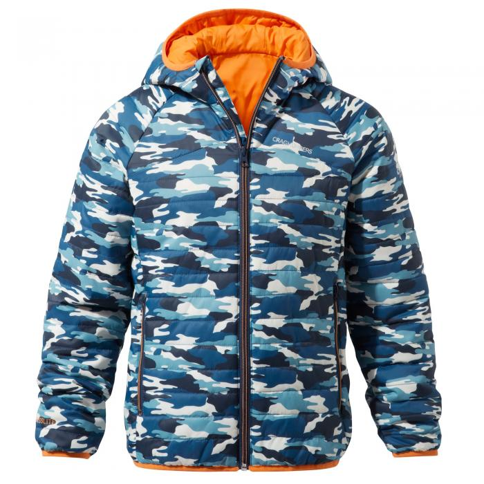 Discovery Adventures Climaplus Jacket Deep Blue Combo