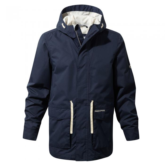 Robin Jacket Soft Navy