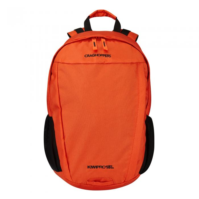 Kiwi Pro Rucksack 15L Spiced Orange