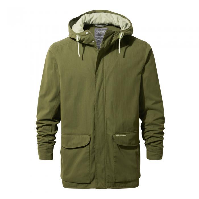 Hickory Jacket Dark Moss