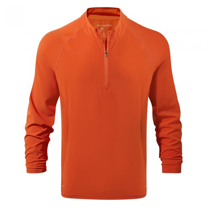 NosiLife Active Long Sleeved Spiced Ornge