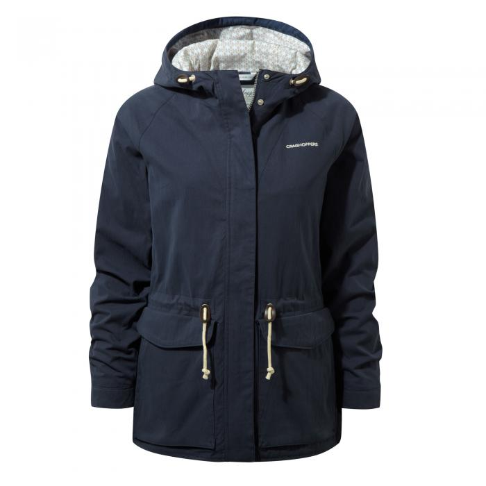 Wren Jacket Soft Navy