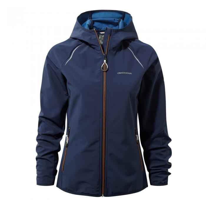 Pro Lite Softshell Night Blue
