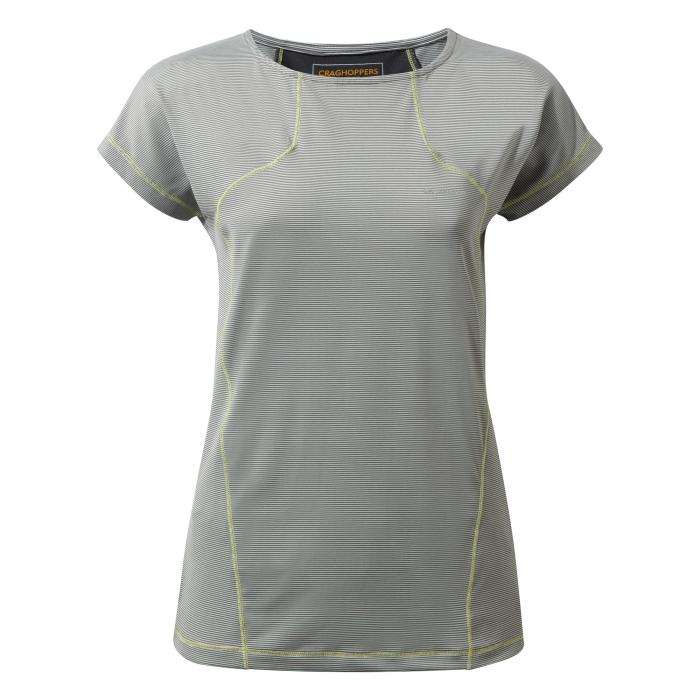 Fusion T-Shirt Platinum