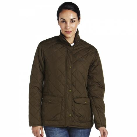 Missy Quilted Jacket