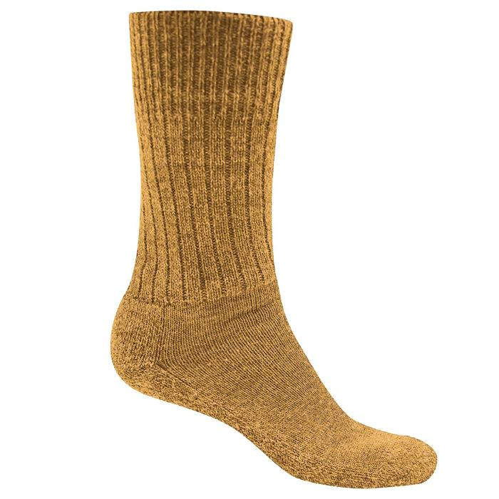 Mens Wool Hiker Sock Olive Marl