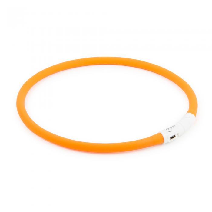 Night Safety Halo Orange
