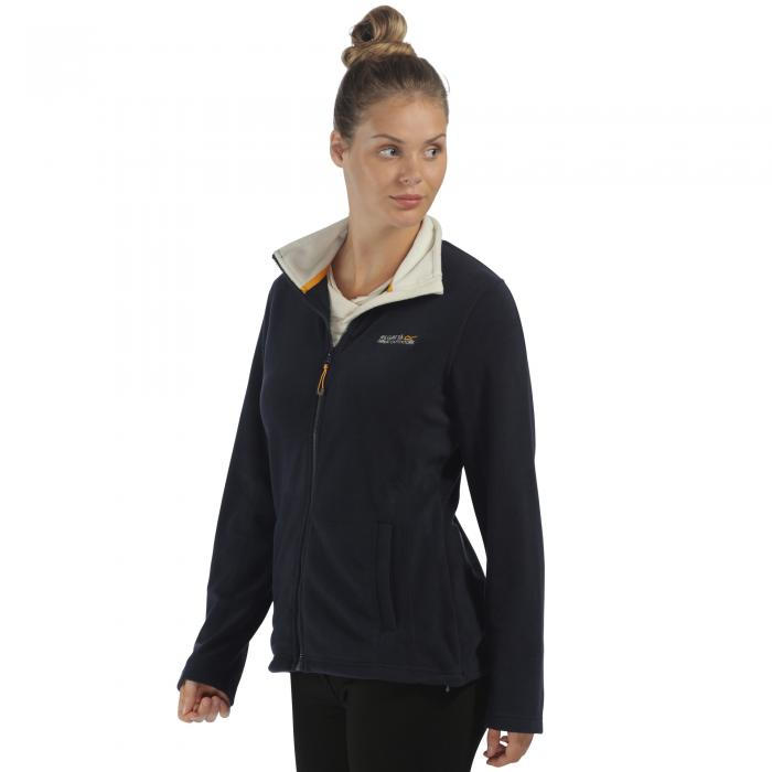 Clemance II Fleece Navy Polar Bear