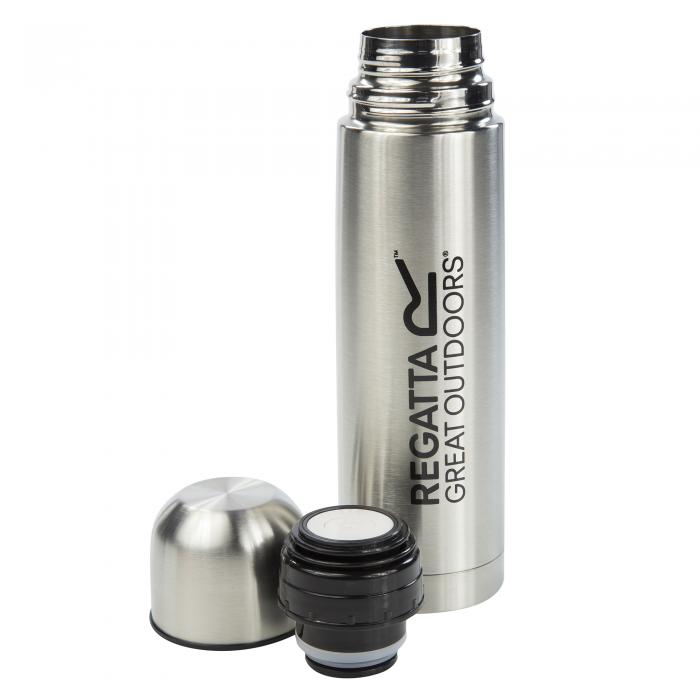 0.5L Vacuum Flask - Silver