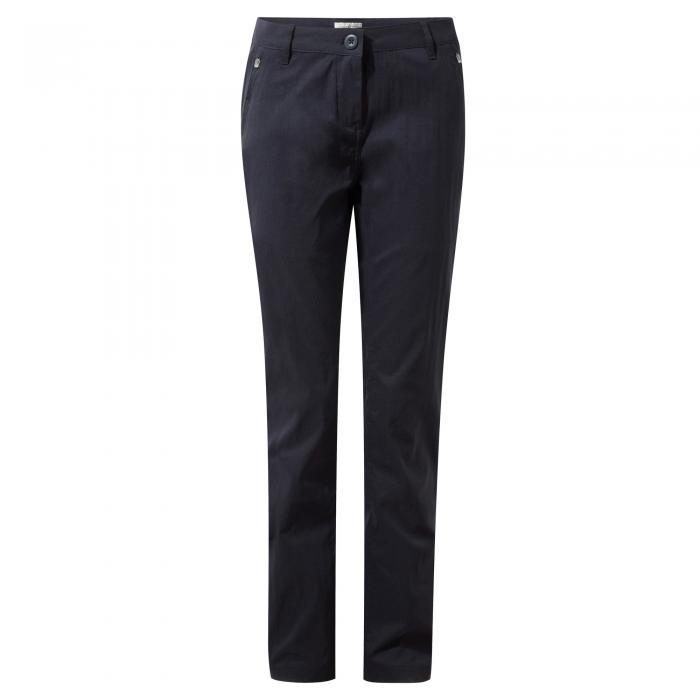 Kiwi Pro Stretch Trousers Dark Navy