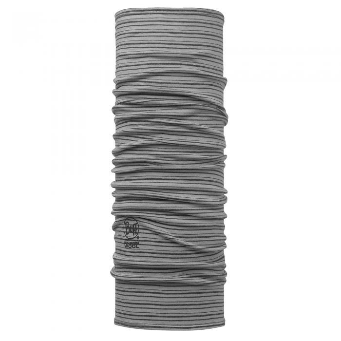 Merino Wool Buff Light Grey