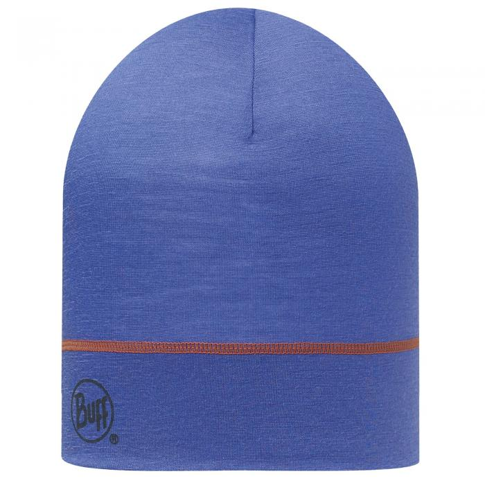 Merino 1Lyr Hat Blue Ink