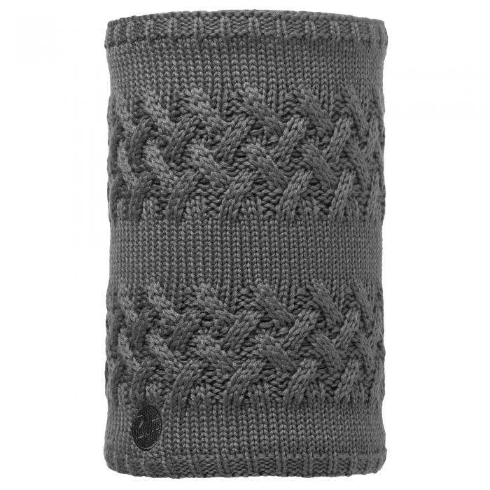 Knitted Neckwarm Savva Grey