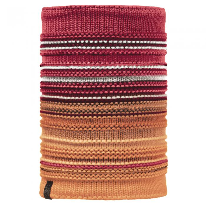Knitted Neckwarm Neper Red Samba