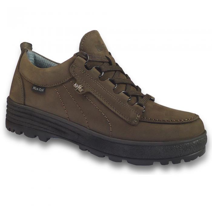 Lomer Mens Rambler Shoes - Castor
