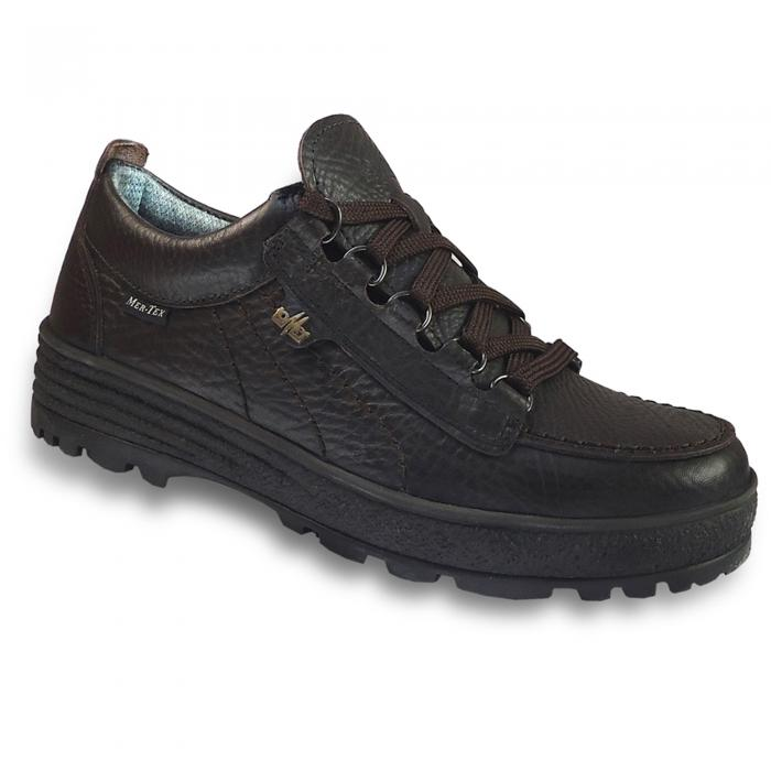 Lomer Mens Rambler Shoes - Espresso