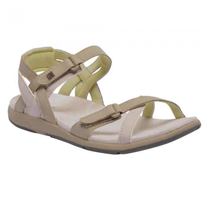 Lady Santa Cruz Sandal Moccasin Citric