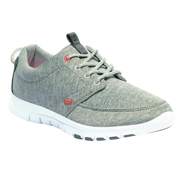 Lady Marine Shoe Grey Marl Satsuma
