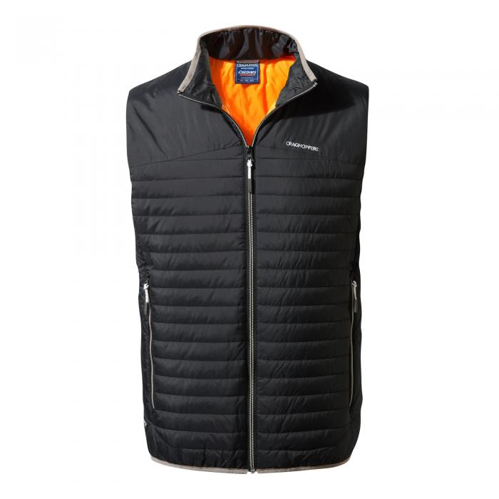 Mens Climaplus Vest Black
