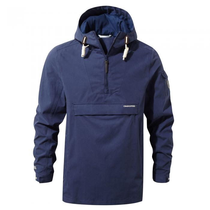Woodridge Cagoule Night Blue