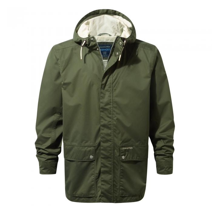Gaston Jacket Parka Green