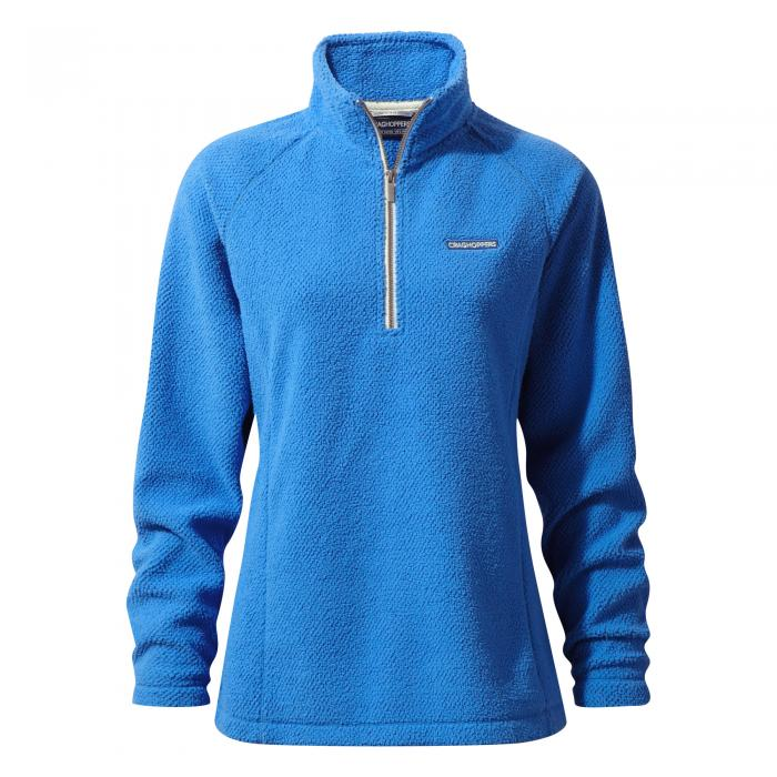 Moira Half Zip Fleece Bluebell