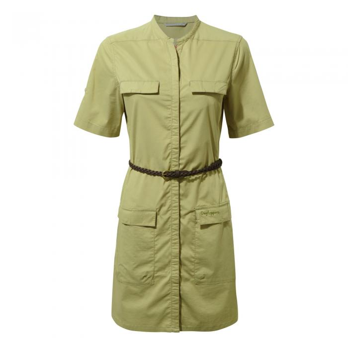 NosiLife Symone Dress Soft Khaki