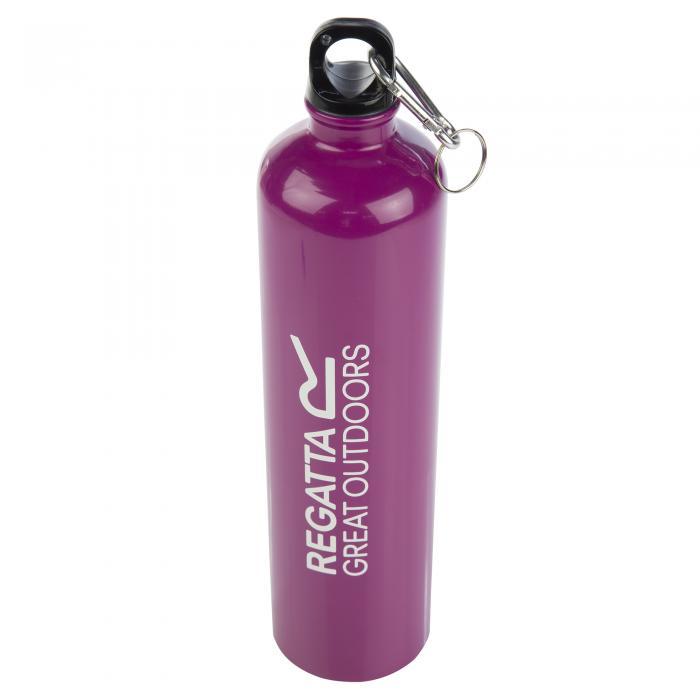 1 Litre Steel Bottle Azalia