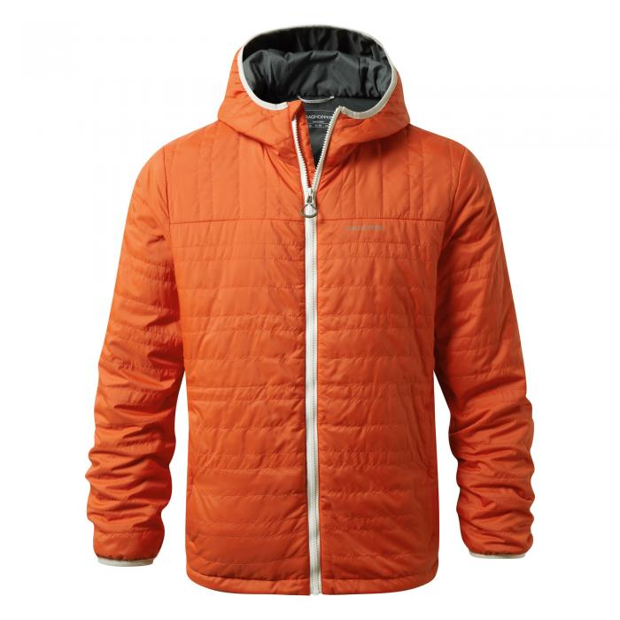 CompressLite Jacket II Spiced Orange