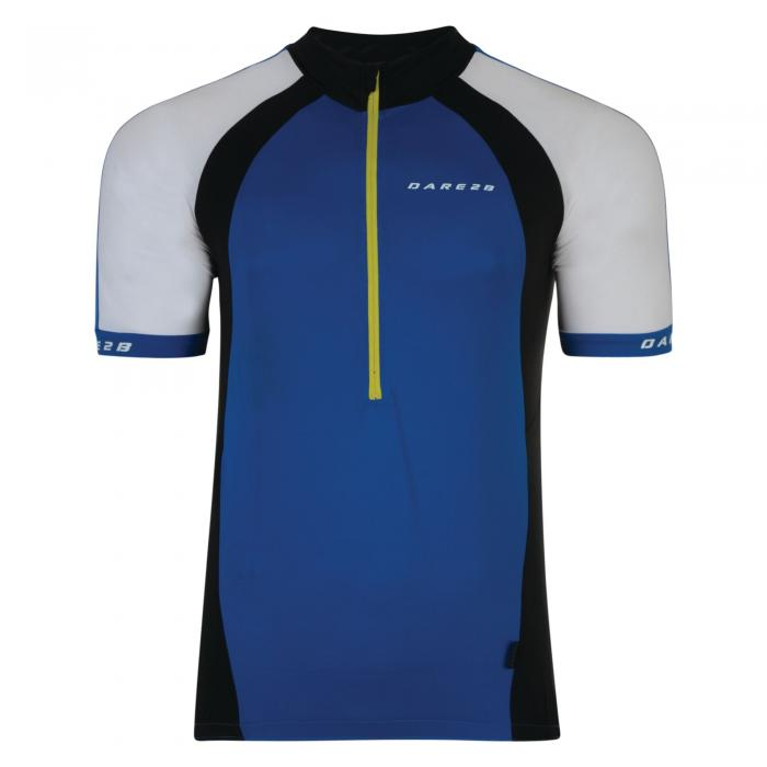 Outstart Jersey Oxford Blue White
