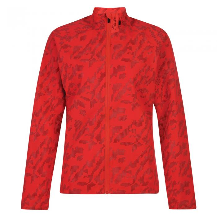 Womens Illume Jacket Neon Pink