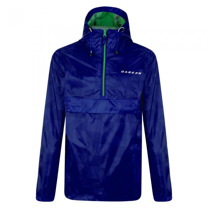 Confusion Jacket Peacoat Blue