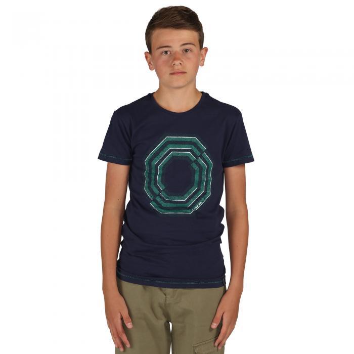 Nonsense T-Shirt Peacoat Blue