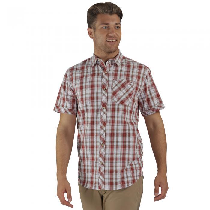 Deakin Shirt Cowhide