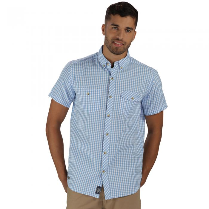 Randall Shirt Powder Blue