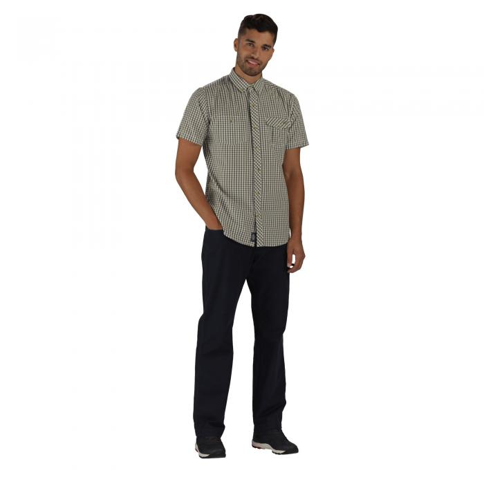 Randall Shirt Dusky Green