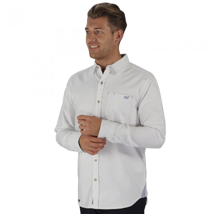 Benas Shirt White