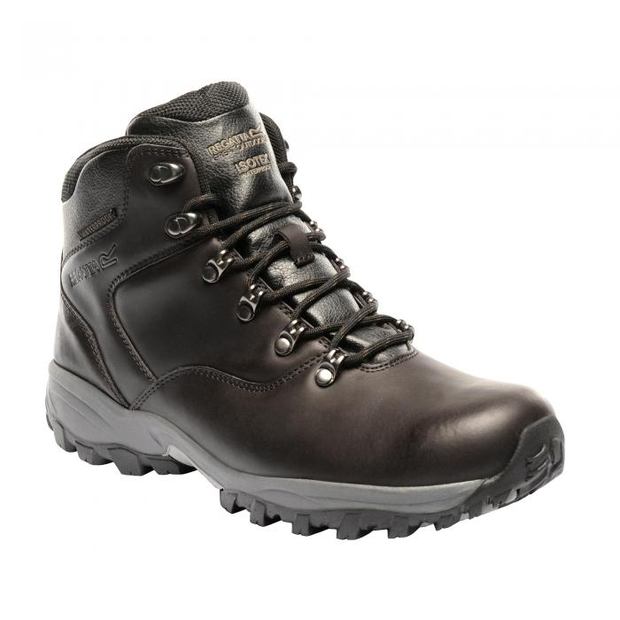 Bainsford Hiking Boot Peat