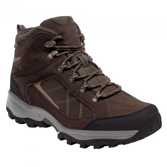 Clydebank Hiking Boot Chestnut Gold