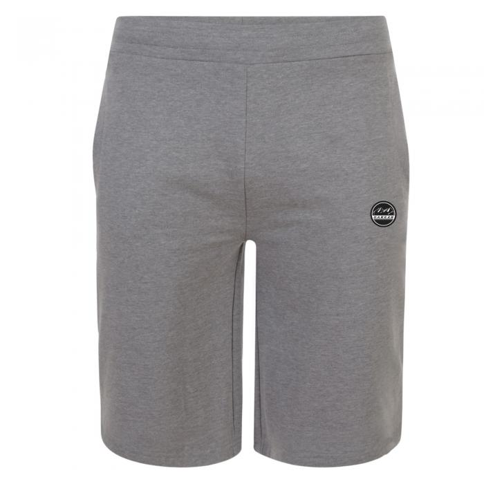 Evasive Short Ash Grey Marl