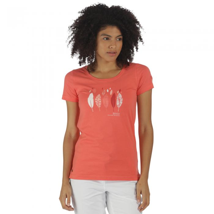 Filandra T-Shirt Deep Sea Coral