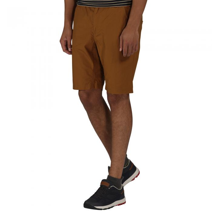 Sanjaro Shorts Dark Cumin