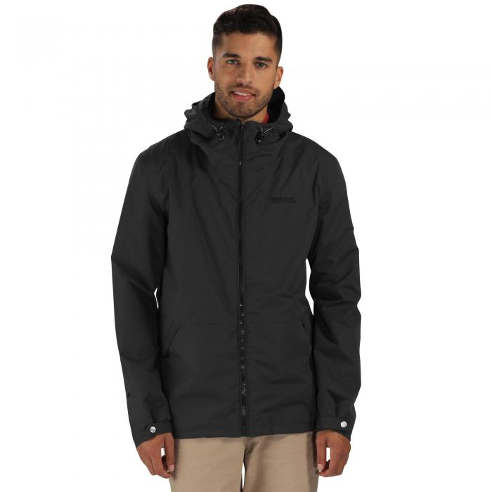 Harlan Jacket Black