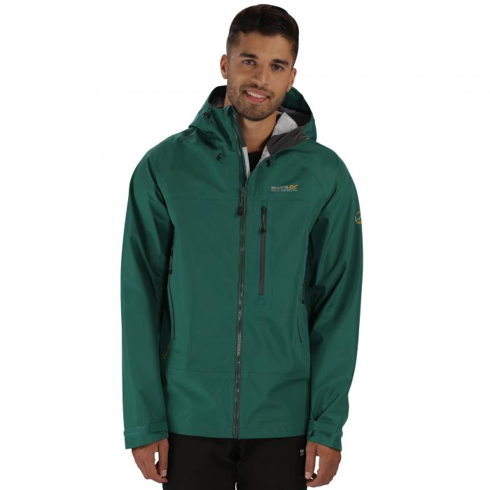 Ravenscliff II Jacket Hunter Green
