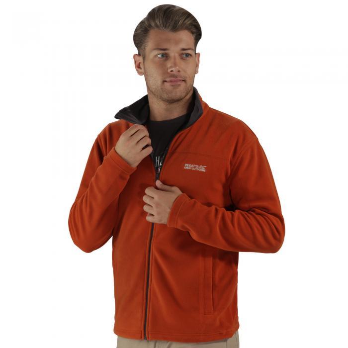 Fairview Fleece Burnt Orange