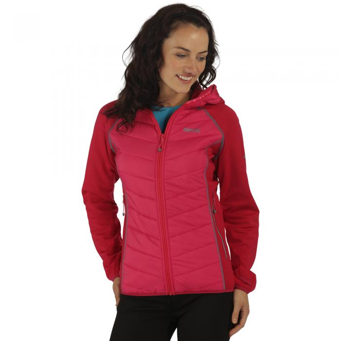 Women's Andreson II Hybrid Jacket Duches Cerise