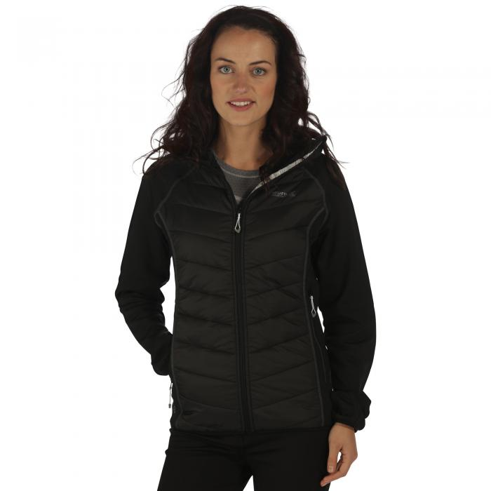 Women's Andreson II Hybrid Jacket Black Black